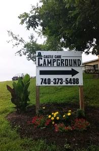 Castle Care sign